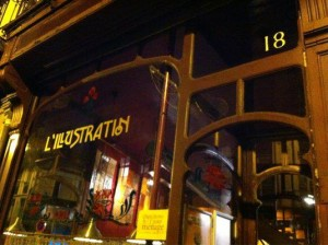 illustration bar - Lille