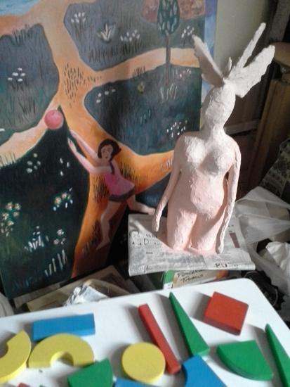 Atelier - Matin - braderie de Lille 2014